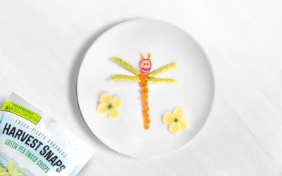 5 Snaptime Inspirations to Make Kids' Afternoon Snacking More Fun!